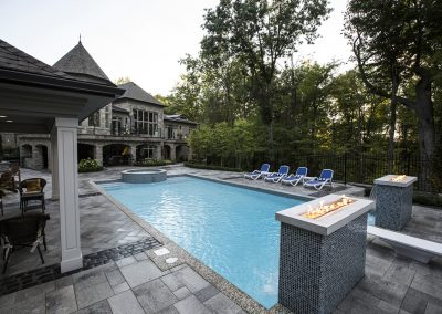 Swimming Pool, Patio, Water Features